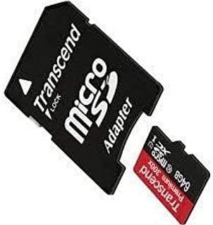 Samsung SM-G360V Cell Phone Memory Card 16GB microSDHC Memory Card with SD Adapter