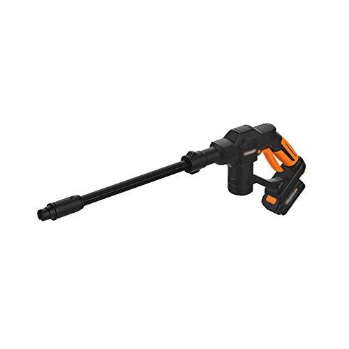 Z-Color Inicio Coche portátil 20V Lavadora inalámbrica de Alta presión Universal Limpiador de presión sin Cable para Lavadora de Limpieza de automóviles