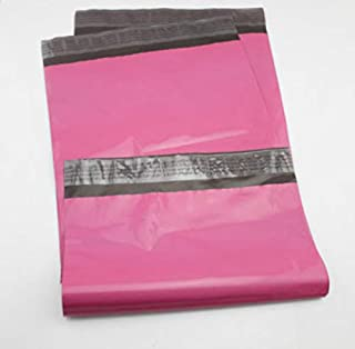 Packitsafe 50 9 x 12-inch Pink Poly Mailing Bags Envelopes Bags 9 x 12