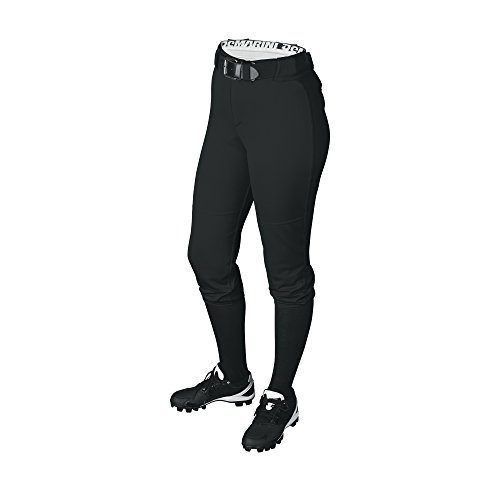 DeMarini Women's Pants, Black, L