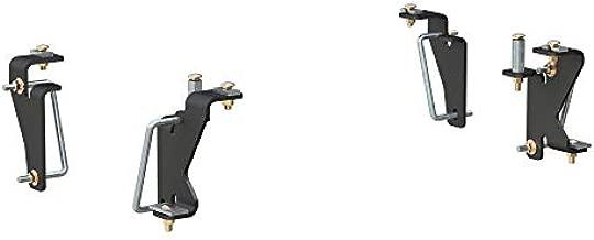 CURT 16420 5th Wheel Installation Brackets, Select Dodge, Ram 1500, 2500, 3500