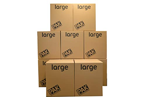 StorePAK Large Storage Box (Pack of 10)