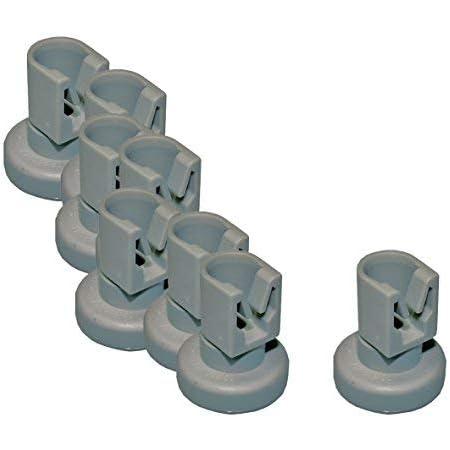 8x Korbrolle Für Geschirrspüler Unterkorb Aeg 5028696500 Privileg Ikea Juno Electrolux Elektro Großgeräte