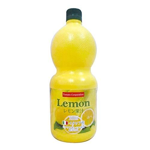 レモン果汁20% (イタリア産) 1L 112550