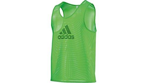 adidas Bekleidung Fußball Trainings Bib 14 Camiseta de Manga Corta, Hombre