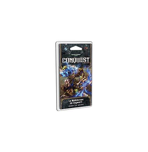 AC-Déco Warhammer 40000Conquest–La Maledizione di Zogwort