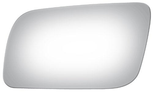 1992-2002 CHEVROLET TRUCK PICKUP (FULL SIZE) Flat, Driver Side Replacement Mirror Glass