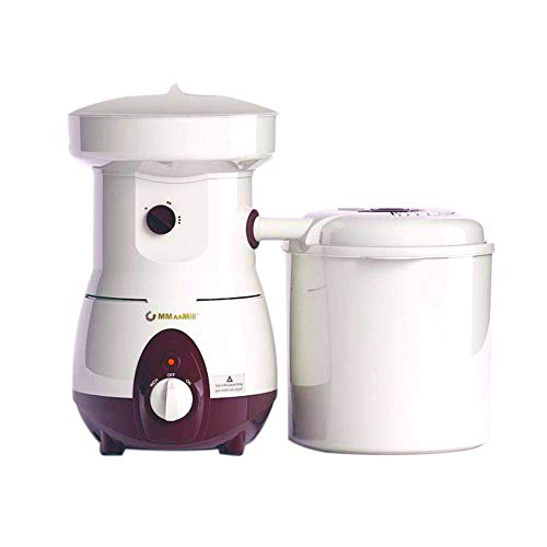 Lesco MMAAMILL Multi Grain Aata Chakki 1250Watt Table Top Flour Mill Red (Home Flour Mill) (Cherry)