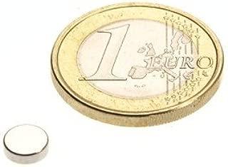 Anneau magn/étique /Ø 11,0/x 2,7/x 4,5/mm Y35/ferrite/ /Tient 350/g