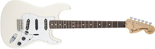 Fender エレキギター Ritchie Blackmore Stratocaster®, Scalloped Rosewood Fingerboard, Olympic White