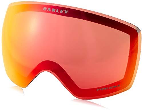 Oakley Flight Deck écran Masque de Ski Mixte Adulte, Noir,