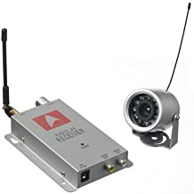 Atlas ATL2jNV1CM Night Vision Wireless Weatherproof Security CCTV Camera