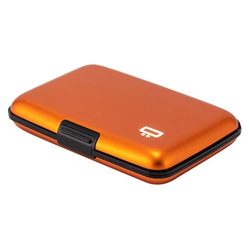 [ オゴン ] OGON カードホルダー カードケース アルミ STOCKHOLM Classic オレンジ ORANGE スキミング防止 蛇腹式 カードウォレット メンズ レディース [並行輸入品]