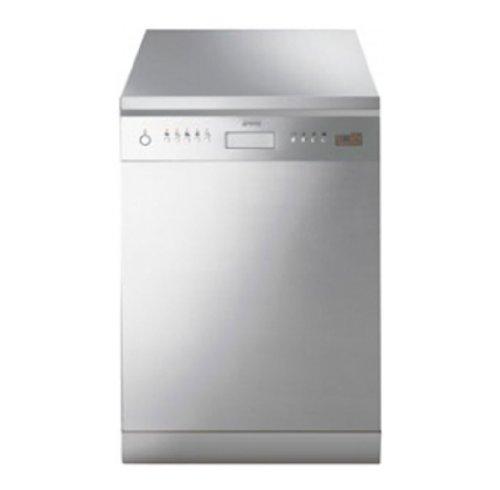 Smeg LVS325FX Libera installazione 13coperti A+ lavastoviglie