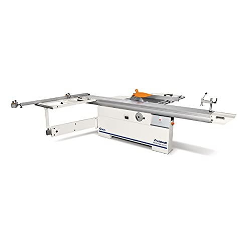 Holzkraft minimax sc 4e 23 mit Vorritzeinrichtung - Formatkreissäge