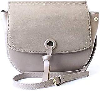 Lenz Crossbody Bag For Women - Grey, AM19-B011