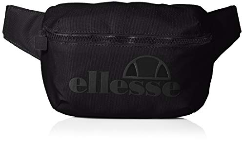 ellesse Unisex Rosca Bag Black Mono One Size