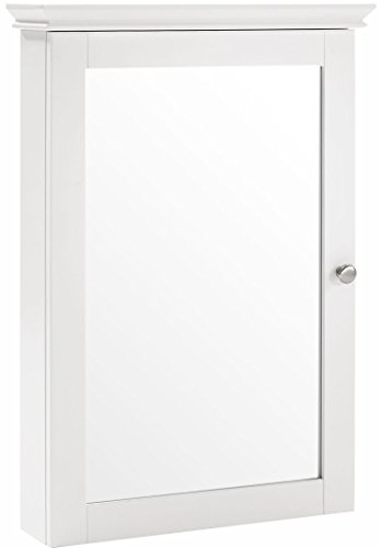 Crosley Furniture CF7005-WH Bathroom Cabinet, White