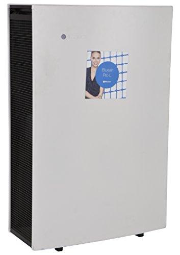 Blueair Luftreiniger Pro L mit Partikel und Smokestop Filter