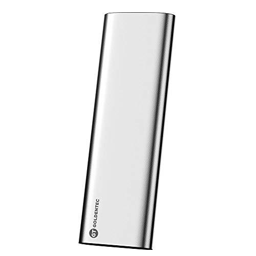 SSD Portátil 256GB USB 3.0 430MB/s Goldentec GT256