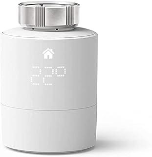 tado° Slimme Radiatorknop – Additioneel voor aansturing per kamer, intelligente verwarmingsaansturing, eenvoudige doe-het-...