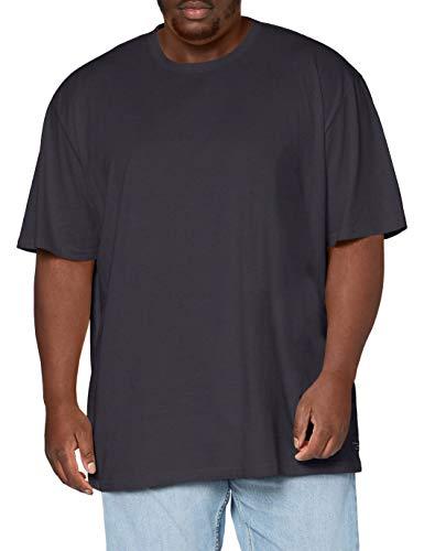 s.Oliver Big Size Herren 131.10.003.12.130.2040998 T-Shirt, Braun (ash), XXL