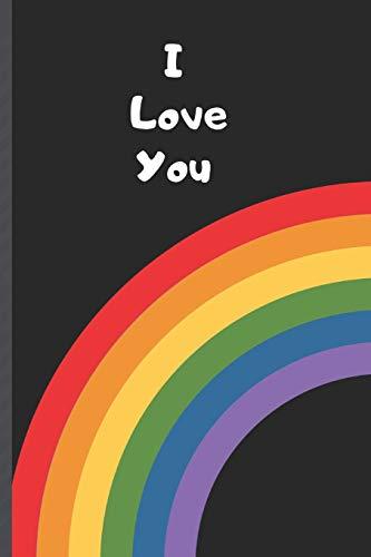 I Love You: Notebook/Journal - LGBT