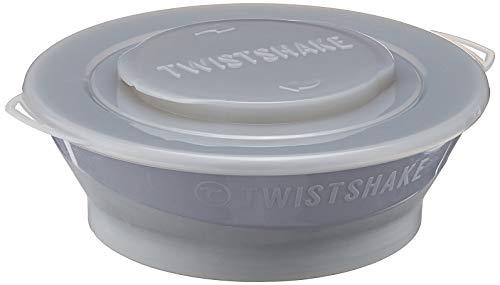 Twistshake 78154 Schüssel, grau