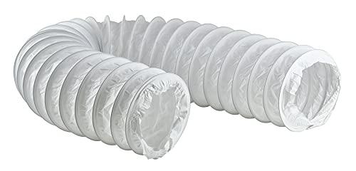100mm / 1m Abluftschlauch PVC Flexibel Schlauch für Klimaanlagen - Dunstabzugshaube - Trockner