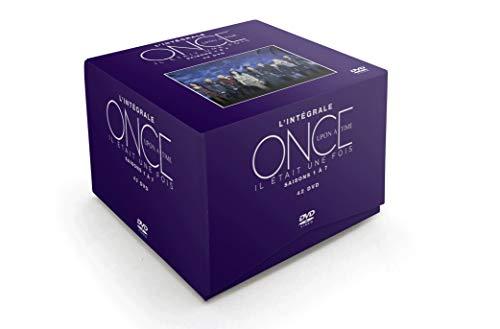 Once Upon A Time-Intégrale Saisons 1 à 7 [Édition Cube Box]