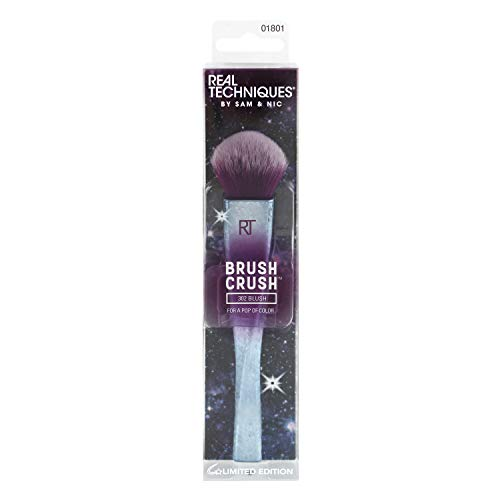 Real Techniques Brush Crush Volume 2 Make-up-Pinsel für Wangen, Rouge, RT 302