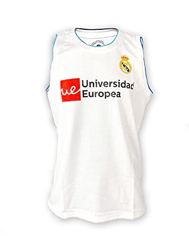 R ROGER'S Camiseta Baloncesto Real Madrid (8)