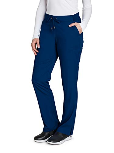 Grey's Anatomy 4277 Straight Leg Pant Indigo (Navy) L Tall