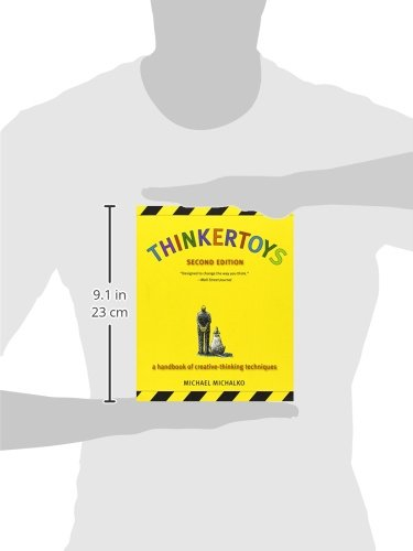 Thinkertoys: A Handbook of Creative-Thinking Techniques (2nd Edition)