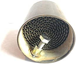 DC Sports SIL2500 Silencer Insert with 2.5 Tip
