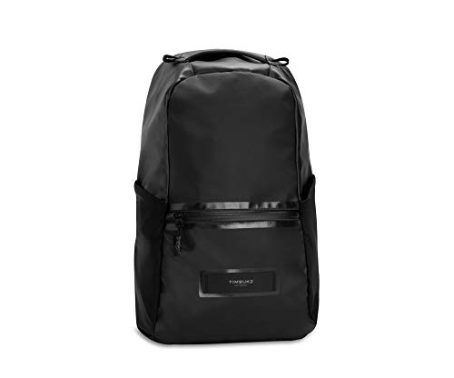Timbuk2 Unisex-Adult Especial Shadow Commuter Backpack, Jet Black, One Size