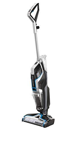 BISSELL CrossWave Cordless 25821, vloerreiniger, zwart, 250 W, 80 decibel