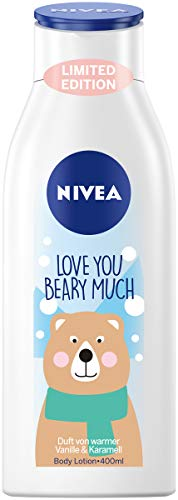 NIVEA Body Lotion Love You Beary Much, 400 ml