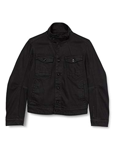 G-STAR RAW Arc 3D Pilot Jkt Wmn Giacca, Pitch Black 6578-A810, L Donna