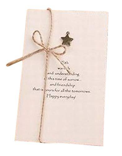 Plus Nao(プラスナオ) レターセット お手紙セット 5セット 便箋 封筒 可愛い オシャレ レトロ チャーム リボン 大人っぽい 英語 英字 シン 5セット B
