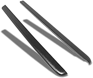 QMI BC1422-Bed Rail Caps Compatible with Chevy S10 Pickup//GMC Sonoma Pickup Short Bed Truck Mirror Polished Stainless Steel Set of 2