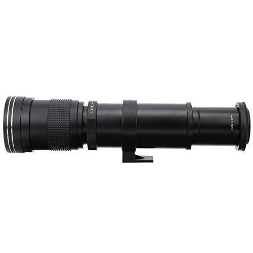 214 Teleobjetivo, 420‑800 mm F8,3‑16 Zoom Super...