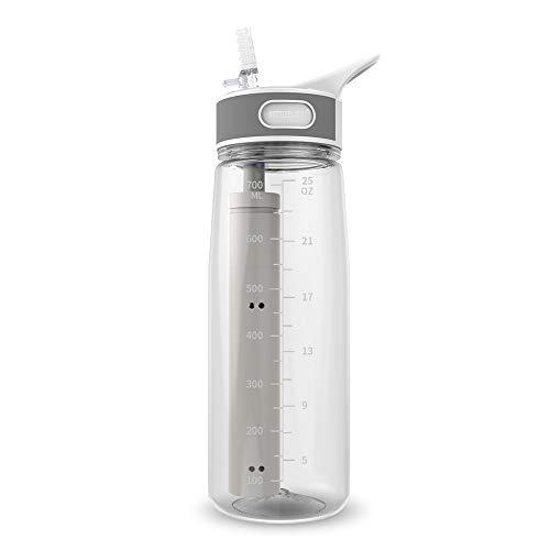 Product Image of the Bottled Joy Filtered Water Bottle