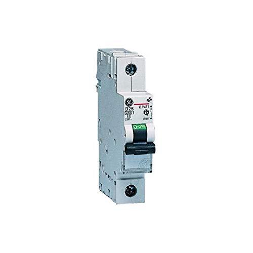 Interruptor magnetotérmico 1P 16A 1M 4500 - Cód. HERD671885