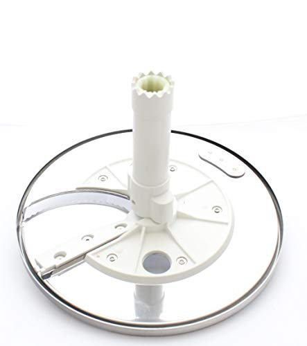 Vervangende verstelbare dunne dunne snijschijf 6-kops keukenmachine (modellen vanaf 5KFP1644 en KFP16) (W10597690)