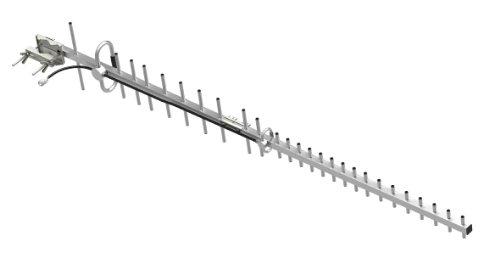 900 mhz yagi - 6