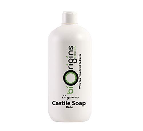 Mystic Moments Savon de Castille liquide pur 1kg