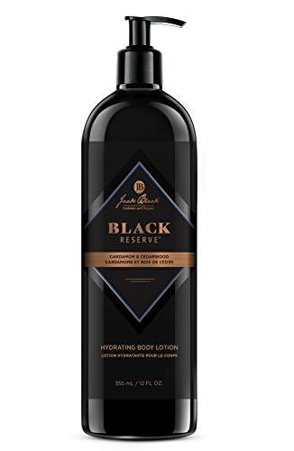 Jack Black - Black Reserve Hydrating Body Lotion With Cardamom & Cedarwood, 12 oz.