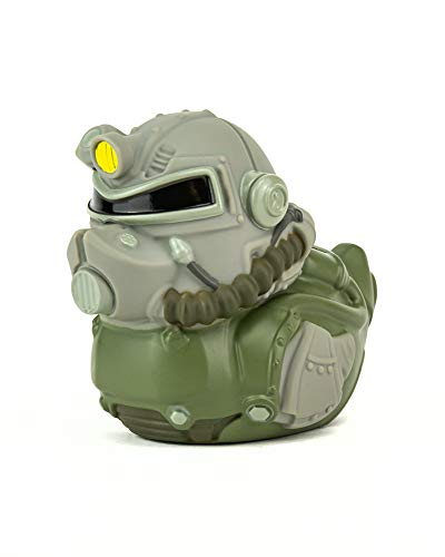 TUBBZ Fallout T-51 Cosplaying Duck Collectible Figure