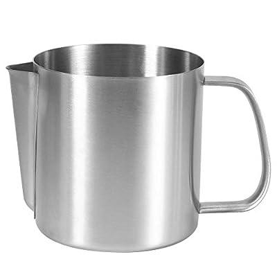 Pot de Filtre à Huile, 304 Filtre à Huile de Cuisine en Acier Inoxydable Pot Séparateur de Tamis à graisse pour Outil de Cuisine